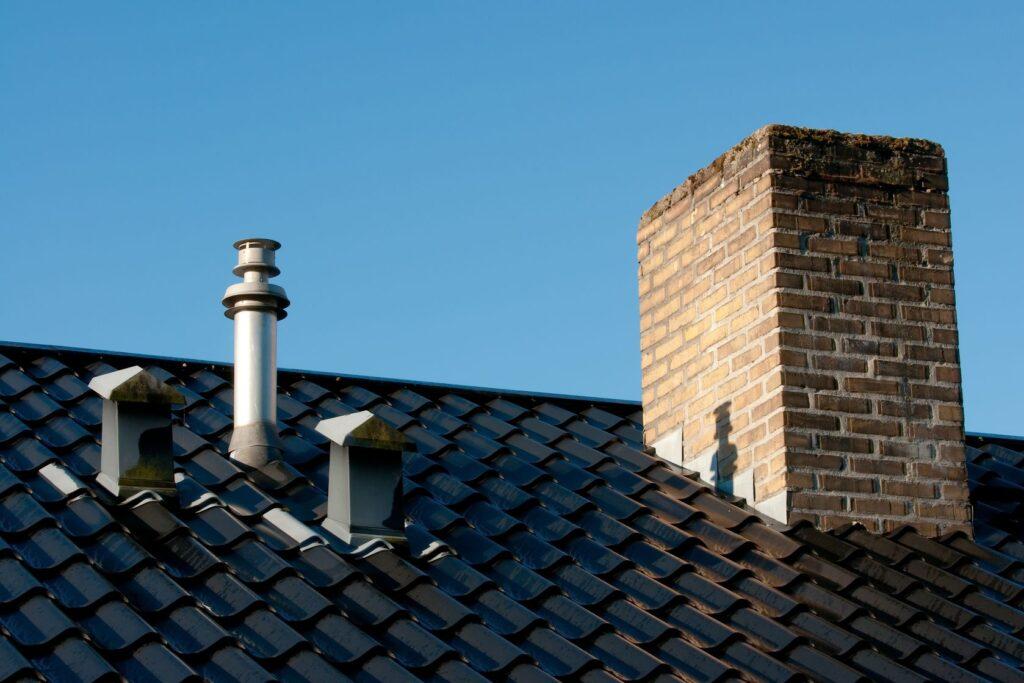 vent pipe installation